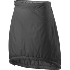 """Houdini Unisex Sleepwalker Skirt Rock Black/True Black"""
